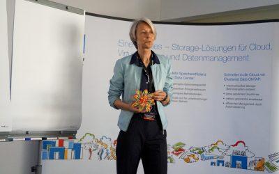"""Vortrag zum Thema Burnoutprävention und Stressregulierung auf der """"HIT 2015"""""""