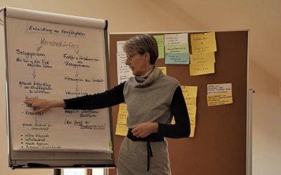 Impressionen vom Workshop: Bindungs- und Beziehungsfähigkeit – ein gesundes Erwachsenen-Ich entwickeln